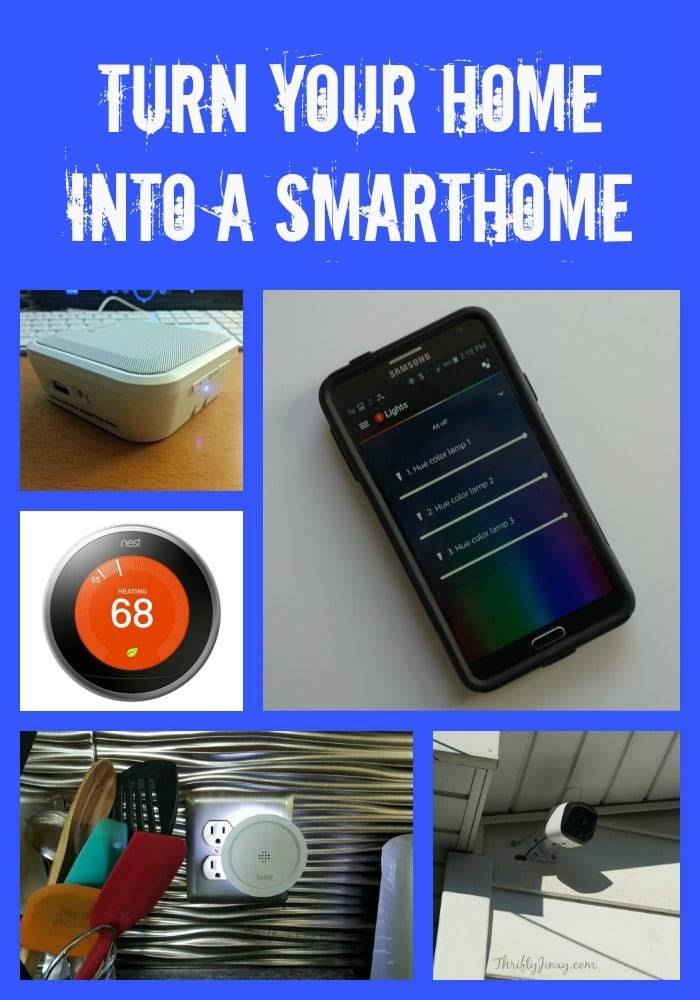 Turn Your Home Into a Smarthome