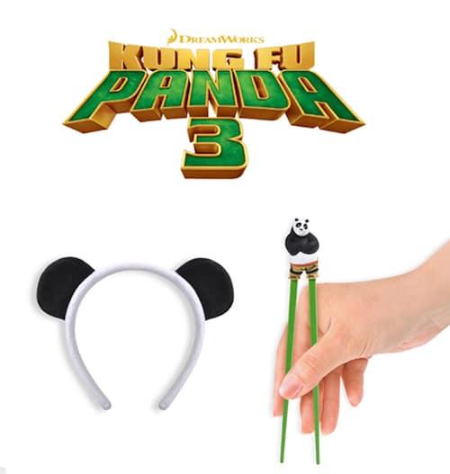 Kung Fu Panda 3 Prize