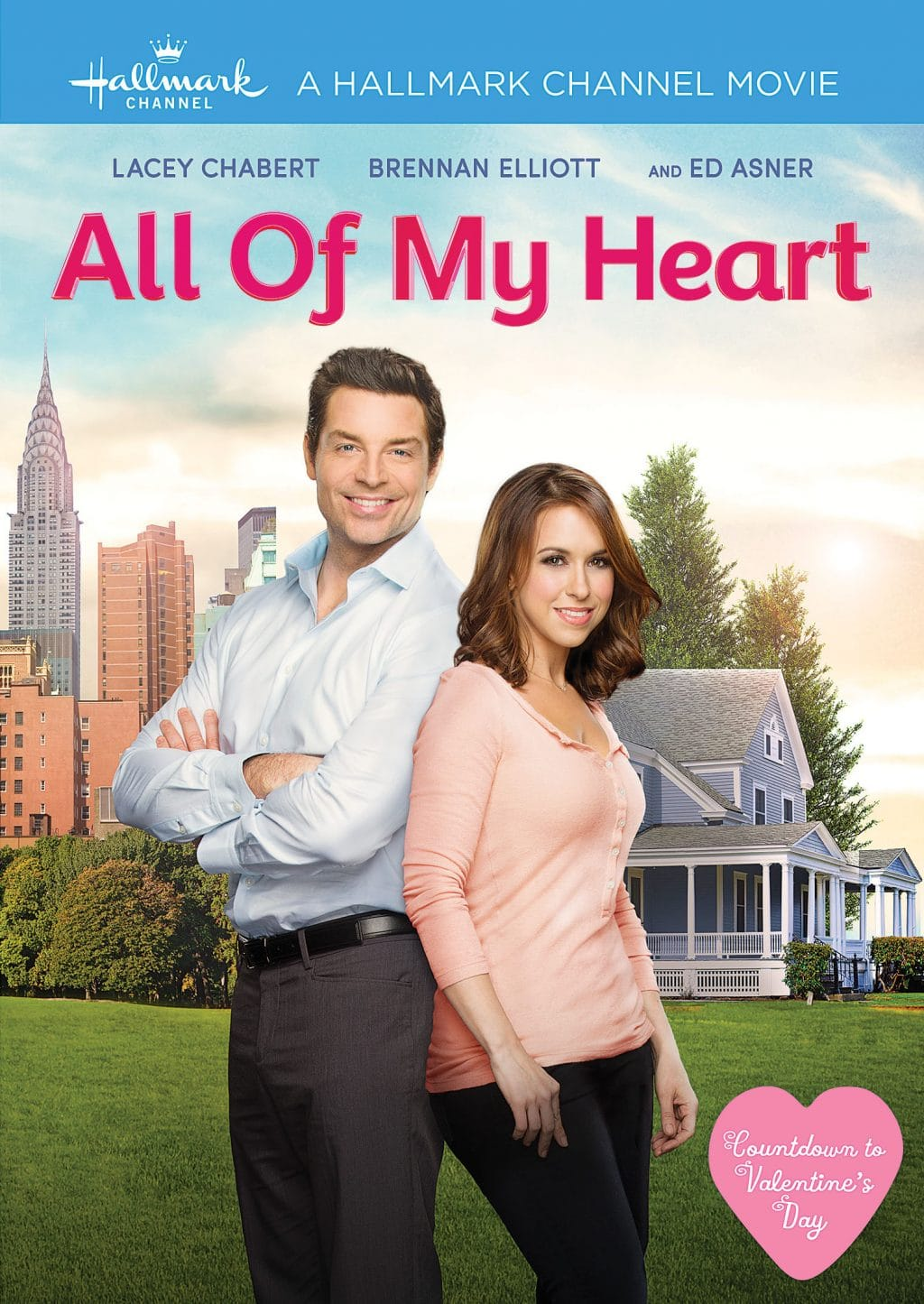 All Of My Heart DVD-f