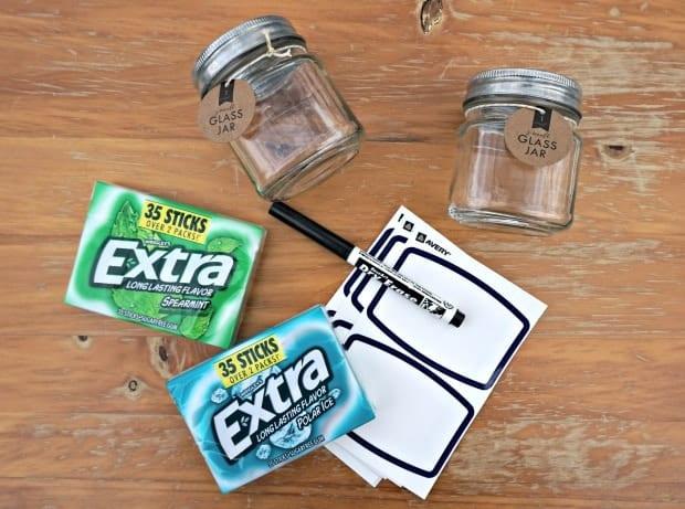 DIY Take One, Leave One Jar Supplies