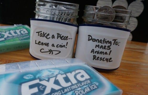 DIY Take One, Leave One Jar