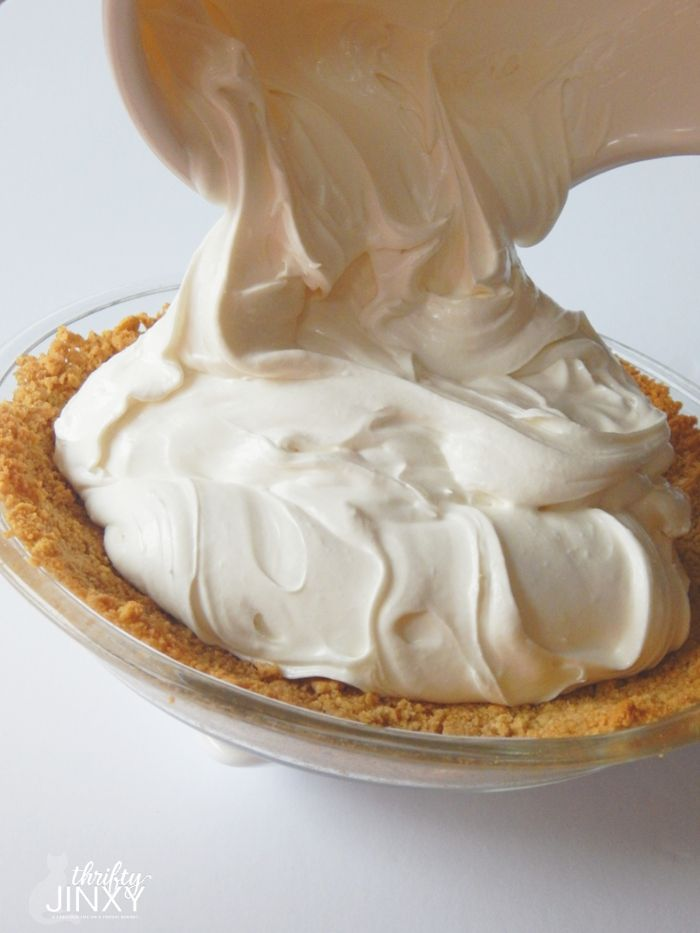Dream Whip Cream Cheese Pie Filling