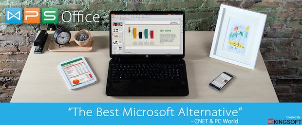 WPS Office BEST Microsoft Office Alternative