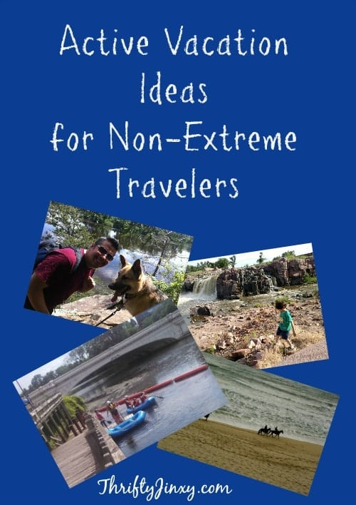 Active Vacation Ideas for Non-Extreme Travelers