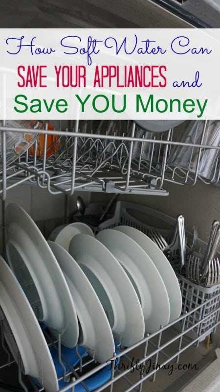 How Soft Water Can Save Your Appliances and Save YOU Money
