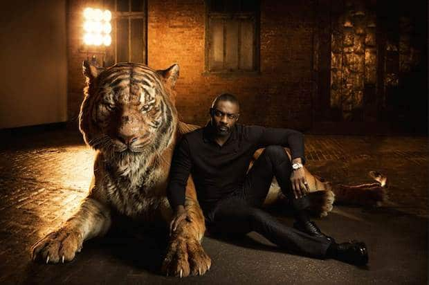 Idris Elba as Shere Khan