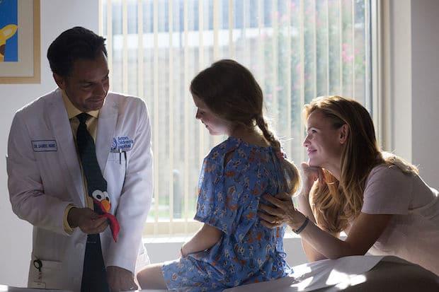 Miracles from Heaven Jennifer Garner as Christy Beam