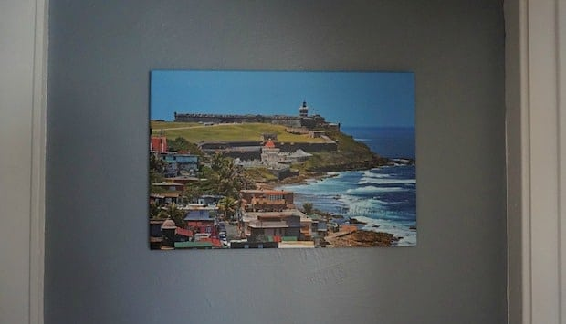 Simple Canvas Prints Example