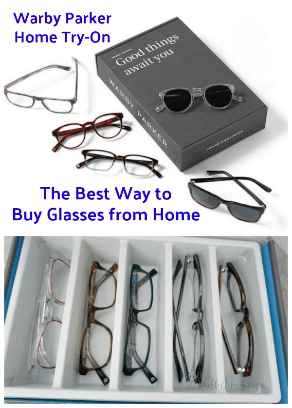 The Best Way to Buy Glasses from Home Warby Parker Home Try-On