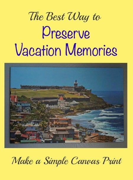The Best Way to Preserve Vacation Memories + Save 80%