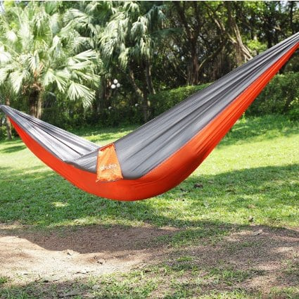 Bring Comfort on Your Camping Trip with a Portable Hammock!