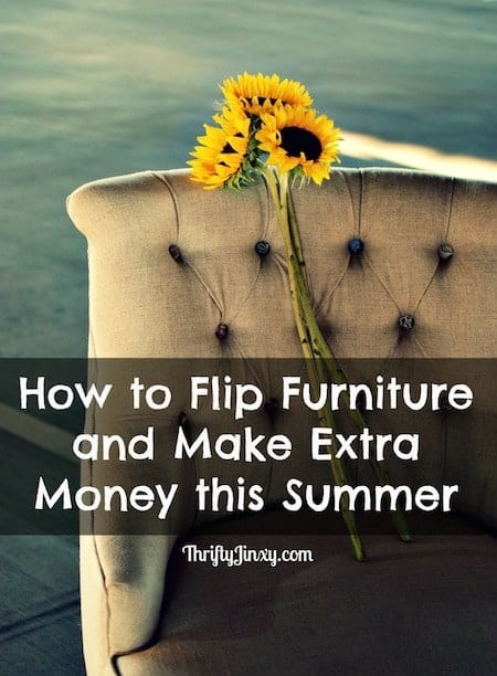 How to Flip Furniture and Make Extra Money