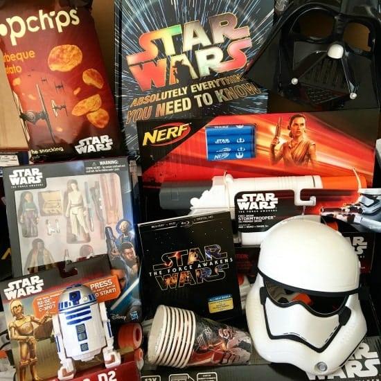Star Wars Movie Night Pack