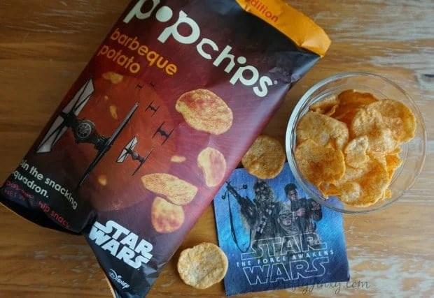 Star Wars popchips