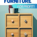 flip furniture for profit