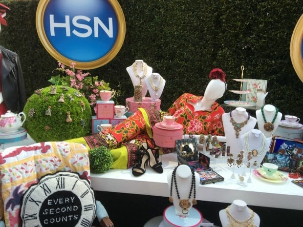 HSN Alice Through the Looking Glass