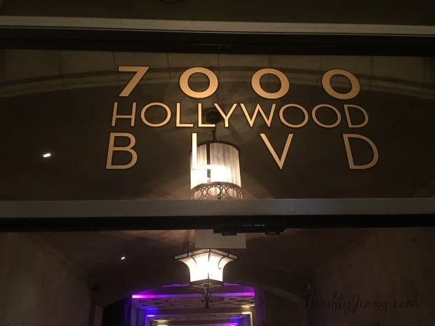 Roosevelt Hotel Los Angeles Hollywood Blvd