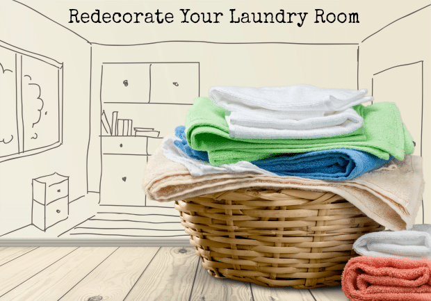 Redecorate Your Laundry Room