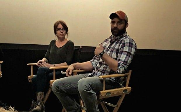 Voltron Producer Joaquim Dos Santos and Co-Executive Producer Lauren Montgomery