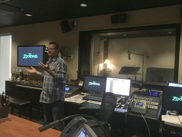 Zootopia Dialogue Mixer Paul McGrath