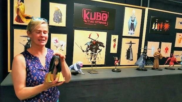 Kubo Puppets Discussion Georgina Hayns