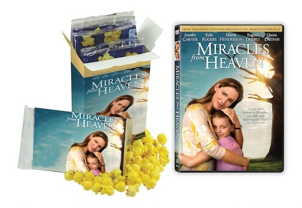 Miracles from Heaven Prize Pack