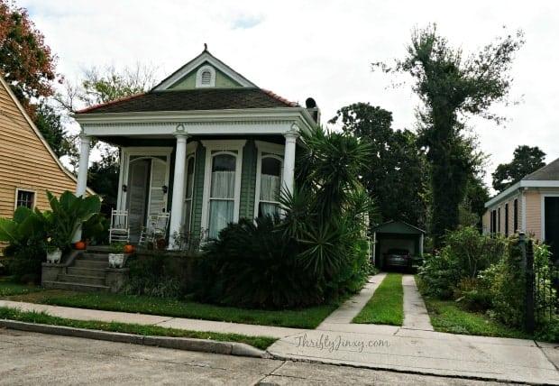 Shotgun Home Gretna LA