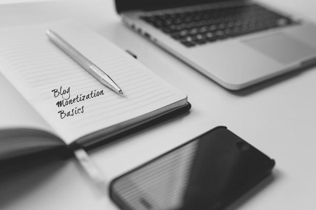 Blog Monetization Bascis