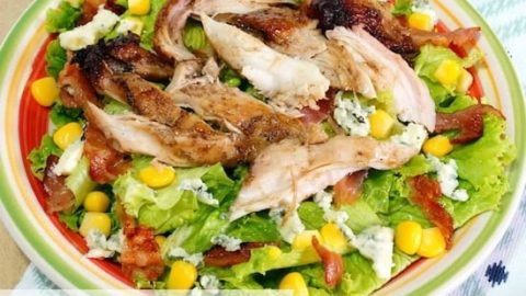 Apple Cider Chicken Salad