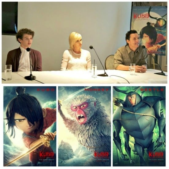Why Did Matthew McConaughey, Charlize Theron and Art Parkinson Want to Be a Part of Kubo and the Two Strings