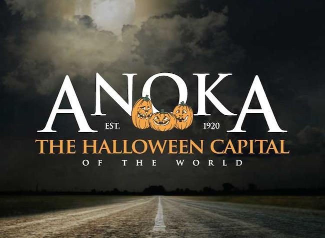 anoka halloween capital