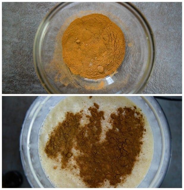 coquito-recipe-process