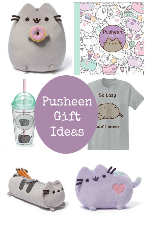 Pusheen Gift Ideas - Cute Presents Cat Lovers Will Adore!
