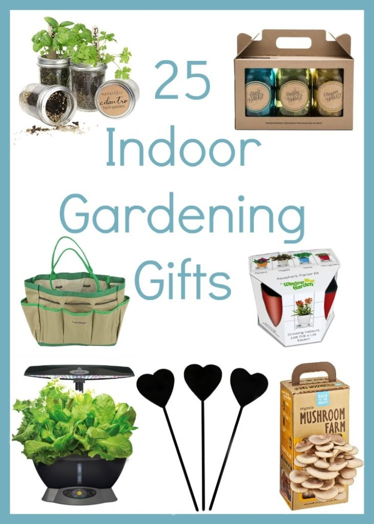 Indoor Gardening Gifts