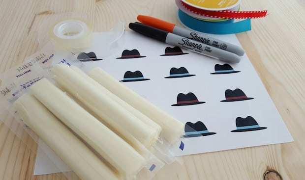 cheese-stick-snowman-supplies