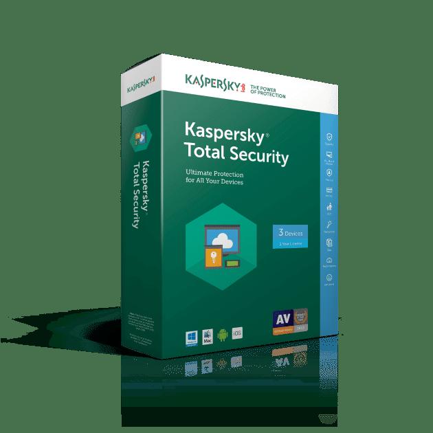 Let Kaspersky Online Security Keep Your Family Safe box