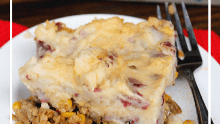 Make Ahead Southwestern Shepherd's Pie
