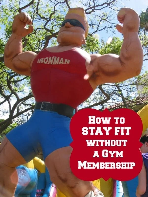 Stay Fit Without a Gym Membership