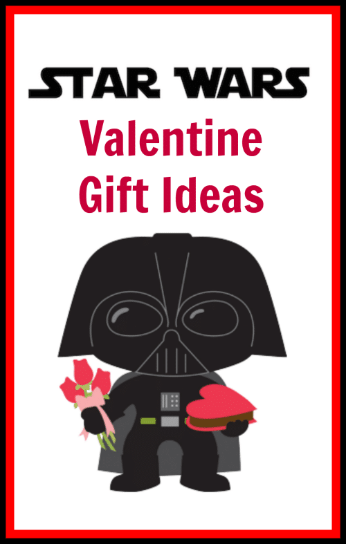 These Star Wars Valentine Gift Ideas are perfect for Star Wars fans both young and old. We also have classroom Valentine's Day ideas!