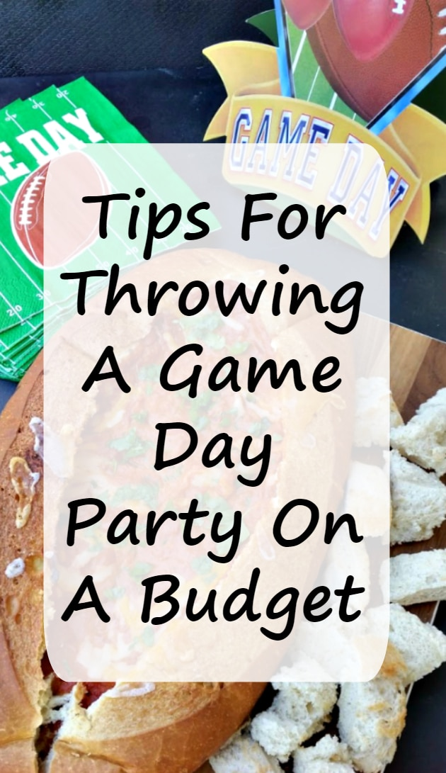 In a few weeks, this house will be filled with enthusiastic football fans, so I best get ready! One thing we agree one is how to throw a game day party on a budget means stocking up at out local Save-A-Lot Food Store! #ad