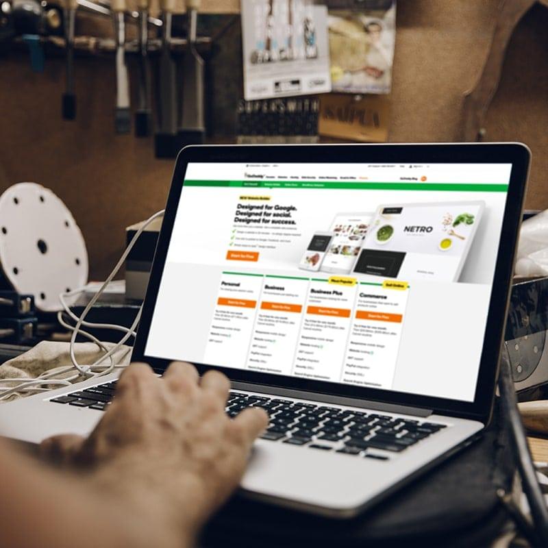 Building A Custom Website