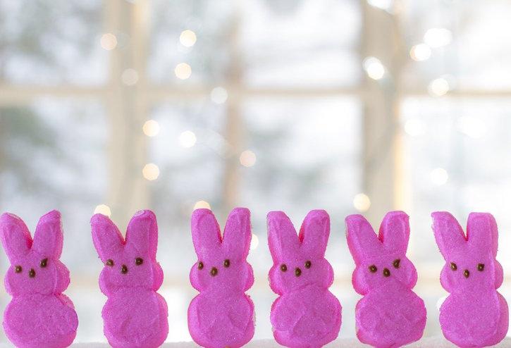 Easter Bunny Peeps