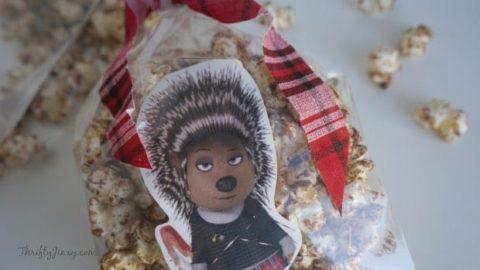 SING Ash Chocolate Popcorn