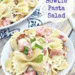 Bow Tie Pasta Salad Recipe