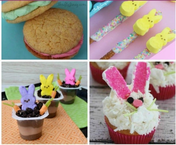 Homemade Easter Sweets And Treats Recipes Thrifty Jinxy