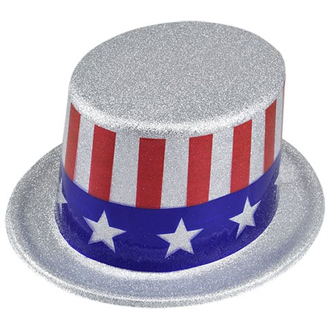 Uncle Sam Patriotic Party Hat