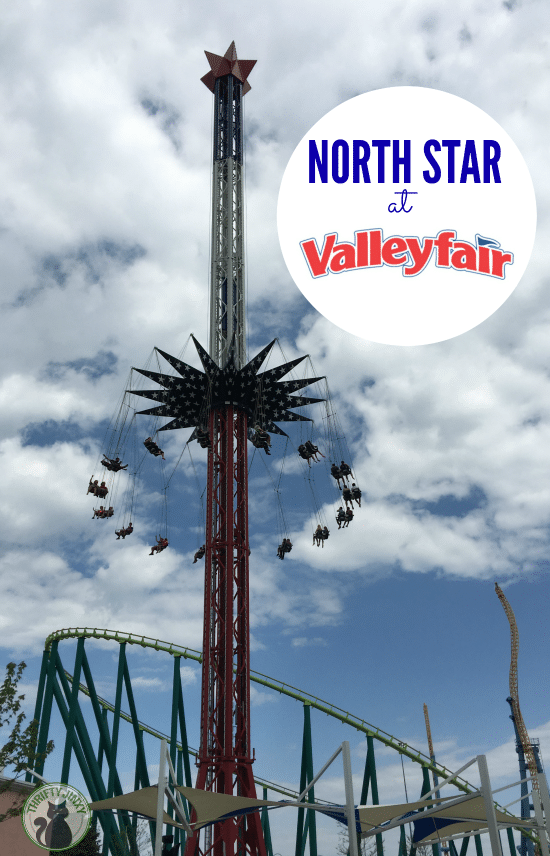 Ride the All-New North Star at Valleyfair! Spin at speeds up to 40mph at a height of 20 stories above Shakopee, Minnesota.