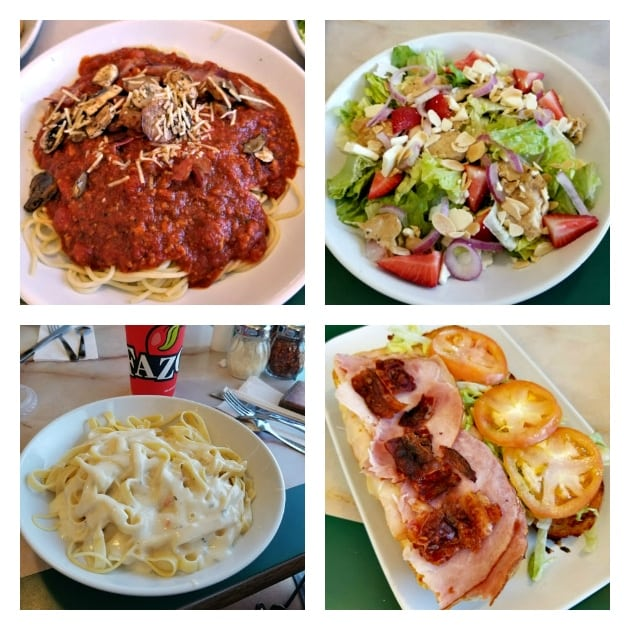 Fazoli's Is Naturally Delicious Food Collage2