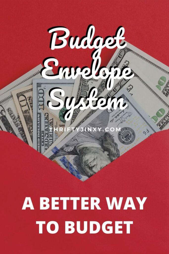 Budget Envelope System