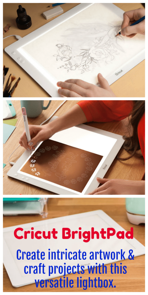 Cricut BrightPad - Create intricate artwork and craft projects with this extremely versatile lightbox.